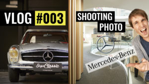 Vlog-photographe-shooting-mercedes-backstage-pornichet