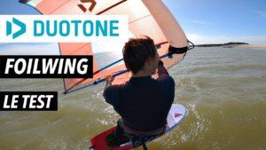 WINGFOIL-DUOTONE-FOIL-WING-V1-TEST-REVIEW